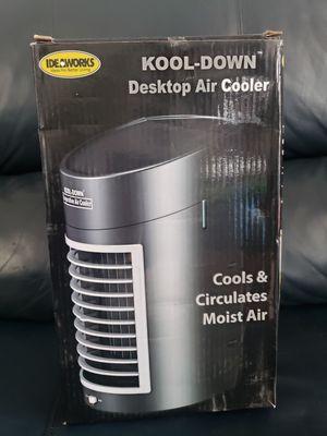 Look Down Desktop Air Cooler Humidifier for Sale in Darlington, SC