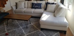 Large Sectional with Chaise Lounge for Sale in Chula Vista, CA