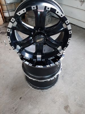"3 Rims 20"" for truck for Sale in Traverse City, MI"
