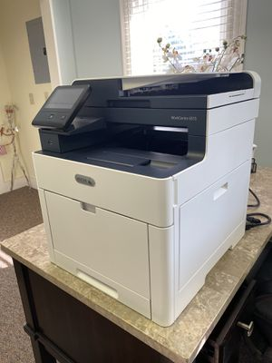 Xerox work centre 6515 and toner too! for Sale in Yalesville, CT