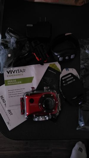 Waterproof action camera for Sale in Portland, OR