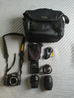 Nikon D3200 for Sale in Cypress, CA