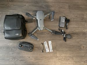 Great condition DJI Mavic pro Camera drone 4k 5 miles control range for Sale in Lakeland, TN