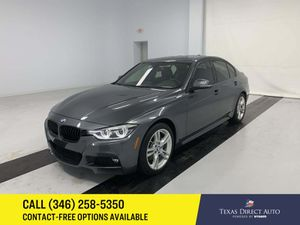 2018 BMW 3 Series for Sale in Stafford, TX