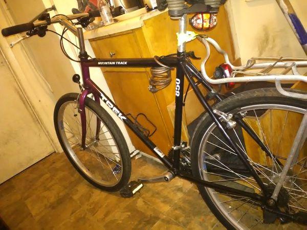 26 inch Trek mountain track all terrain bicycle