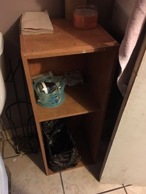 Small wood shelf for Sale in Glendale, AZ