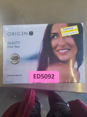 Orig3n Genetic Home DNA Test Kit for Sale in Rio Linda, CA