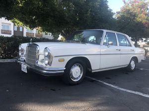 1969 classic Mercedes Benz 280se rare for Sale in Fremont, CA
