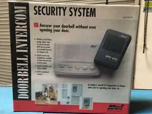 Brand New Door Bell Intercom Security System for Sale in Tustin, CA