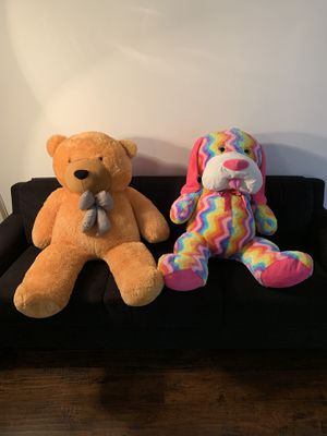 36inch Teddy Bears for Sale in Miami, FL