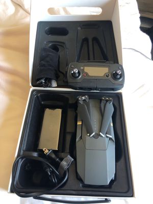 Mavic Pro for parts water damaged for Sale in Houston, TX