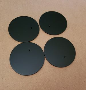 Collectibles Action Figures Neca Black Peg-Holes Stand (set of 4) for Sale in Sun Prairie, WI