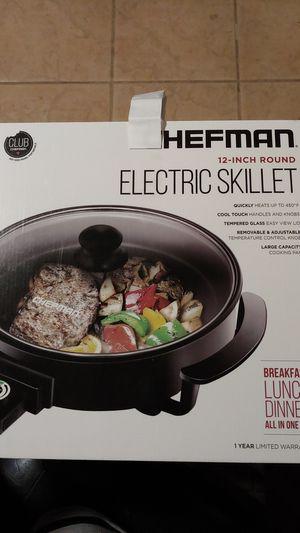 Electric skillet for Sale in Vista, CA