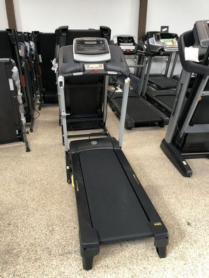 ++ Never used - Golds Gym Small Fold-Up Treadmill with incline. for Sale in Bellflower, CA