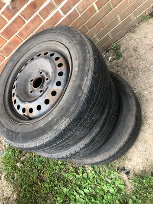 16 in rims used for Sale in Lorain, OH