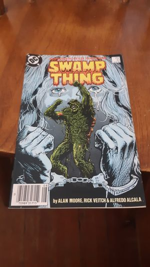 Swamp Thing Vintage Comic for Sale in San Diego, CA
