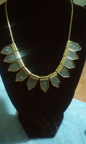 Beautiful Gold Necklace for Sale in West Palm Beach, FL