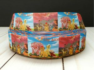 The Lion Guard Grosgrain Ribbon (3 Yards) for Sale in San Antonio, TX