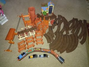 Thomas Train set - Large for Sale in Newburgh, IN