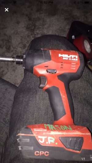 Halti compact screwdriver for Sale in San Diego, CA