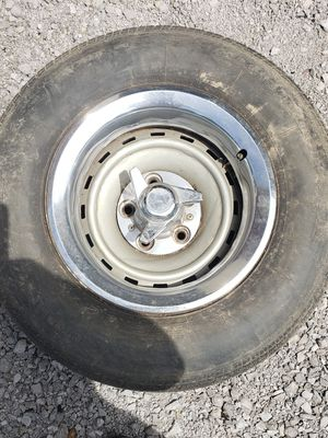 Chevy full size rims for Sale in Smithville, TN