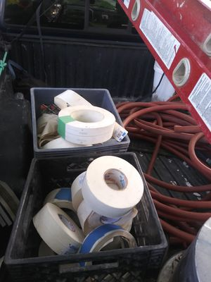 Tape para sheetrock esquinas for Sale in Silver Spring, MD