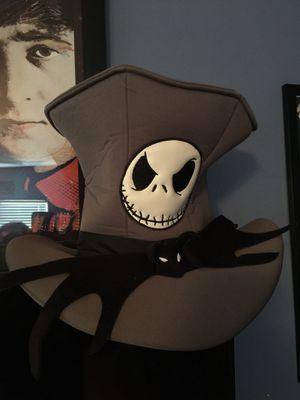 Disney Jack Skellington Top Hat for Sale in La Puente, CA