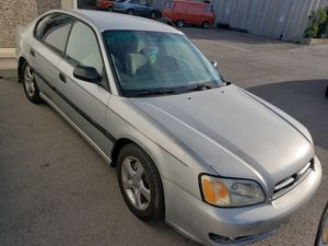 2002 Subaru Legacy L for Sale in Salt Lake City, UT