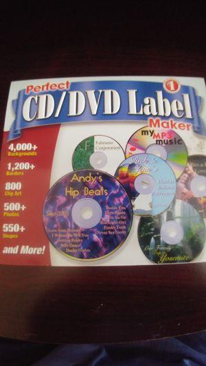 CD Label Software for Sale in Jacksonville, FL