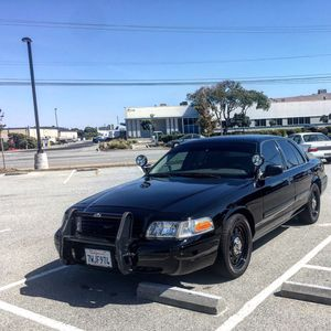 2009 Ford p71 crown Victoria police interceptor for Sale in San Francisco, CA