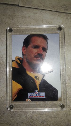 Bill Cowher proline portrait for Sale in Mount Airy, MD