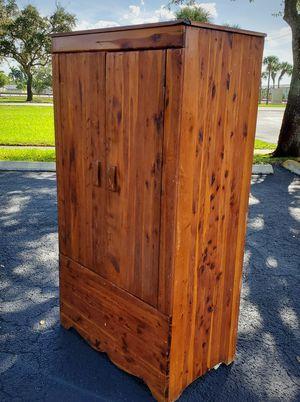 Antique/vintage armoire wardrobe for Sale in Davie, FL