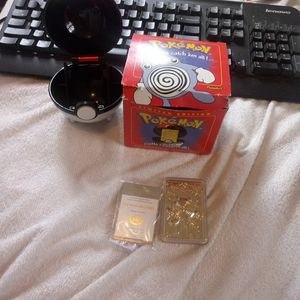 23k gold Poliwhirl for Sale in Roanoke, VA