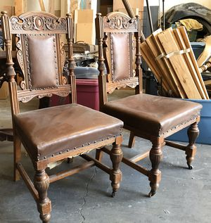 4 Antique chairs for Sale in Las Vegas, NV