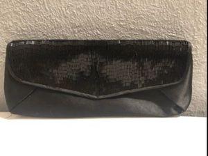 Black clutch for Sale in Dallas, TX