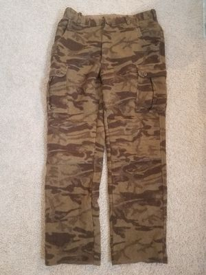 Columbia Wool Blend Camo Pants Size 38W for Sale in Oregon City, OR