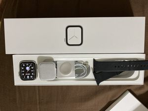 Apple Watch 4/44mm/Stainless Steel/GPS+Cellular for Sale in Palm City, FL
