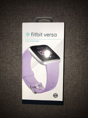 Brand new Fitbit versa light edition for Sale in Walton Hills, OH