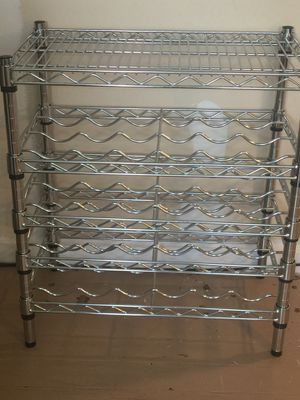 Industrial wine rack for Sale in Bremerton, WA