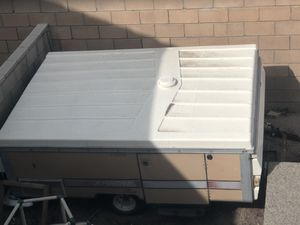 Apache Mesa Hard Sides Pop Up Trailer for Sale in Victorville, CA