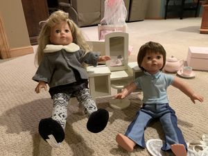 Pottery barn dolls for Sale in Eagan, MN