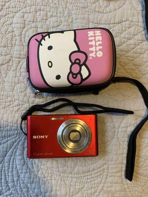 Sony Cybershot Camera 14.1 Pxls for Sale in Houston, TX