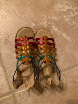 Girls sandals for Sale in Bolingbrook, IL