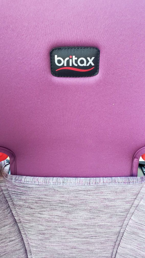 Britax highpoint booster carseat