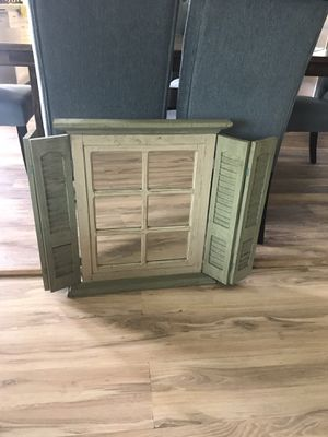 Farmhouse wall mirror for Sale in Goodyear, AZ