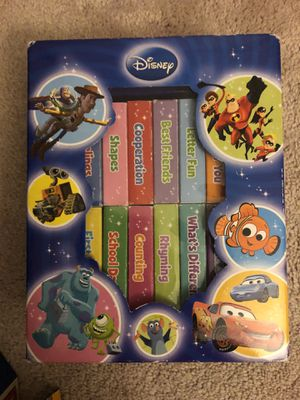 Disney board books boxed set for Sale in Fairfax Station, VA