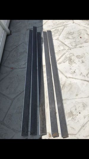 T-molding Aluminum stair stopper sand striped , $60 for Sale in Burbank, CA