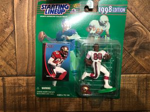 Starting lineup sports action figures for Sale in Brandon, FL