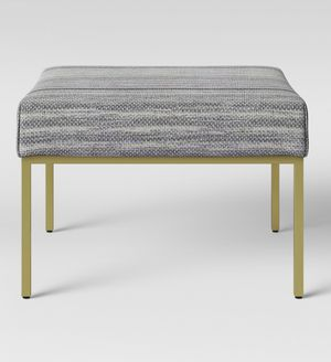 Ludlow Ottoman by Threshold for Sale in Denver, CO
