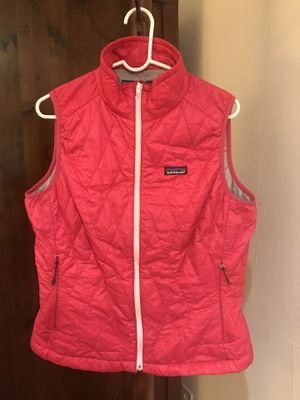 Women's Patagonia Large Vest for Sale in Seattle, WA